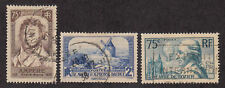 France - 1936 - SC 306-08 - Used