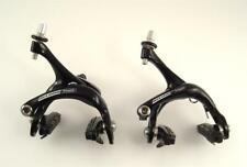 EXC Campagnolo RECORD TITANIUM Brake CALIPERS front + rear BLACK Road Bike (Ki)