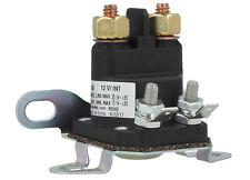 Solénoïde Interrupteur à CONDUCTEUR porté TONDEUSE TRACTEUR 4 pole Convient pour
