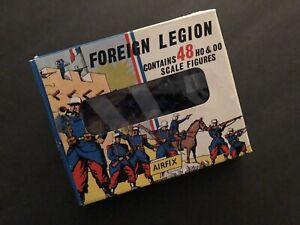 Vintage AIRFIX Foreign Legion: 48 HO & OO scale figures. 93 figures. EXCELLENT!
