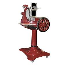 "Globe FS14 + FSSTAND 14""  Traditional Flywheel Prosciutto Slicer"