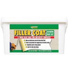 EVERBUILD FILLER COAT 5L (CRACK DECORATING LEVELLER WALL CEILING BASE COAT)