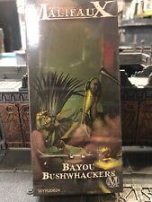 Wyrd Miniatures Malifaux Bayou Bushwackers NIB WYR  20624