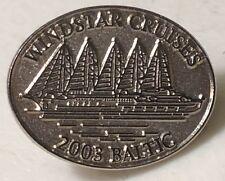 Windstar Cruises 2003 Baltic Cruise Ship Line Lapel Hat Pin Pinback ~ Yacht~Boat