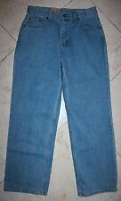 NWT Boy's URBAN PIPELINE 5-Pocket Relaxed Regular-Fit Blue Jeans - Size 18 R