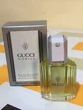 Gucci Nobile Edt 30/spray RARE***💯%Autenthic&Originale Nuovo Vintage***