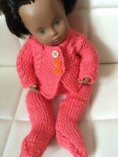 dolls clothes Handmade For   Vintage Baby  Sasha Doll Leggings & Jacket
