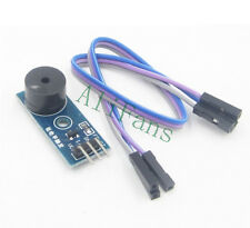Passive Buzzer Alarm Module Sensor Beep For Arduino Smart Car+ Free Cable 3.3-5V