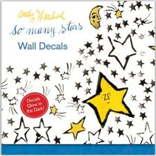 So Many Stars Wall Decals - Andy Warhol   -  9780735342972