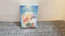 Vintage Disney's The Little Mermaid Video 8 Cassette Tape 8mm Rare New Sealed