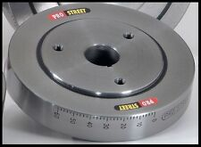 "SBC CHEVY PRO RACE 283-350 NEUTRAL BALANCER DAMPER 8"" INTERNALY BALANCED # 24265"