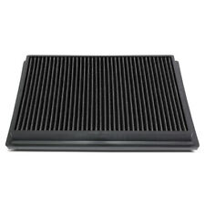 Fit 15-18 Toyota Hilux Revo/Fortuner Hi-Flow Drop-In Panel Dry Air Filter Black