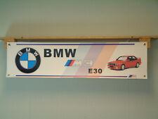 BMW M3 BANNER E30 vehicle Workshop Garage Display car show