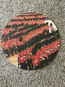 Vintage Springbok Puzzle Trooping The Colour