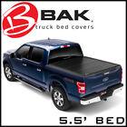 BAK BAKFlip G2 Hard Folding Tonneau Bed Cover Fits 2015-2020 Ford F-150 5.5'