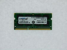 Crucial 8GB 204-Pin DDR3 SO-DIMM DDR3L 1600 (PC3L 12800) Laptop Memory Model CT1