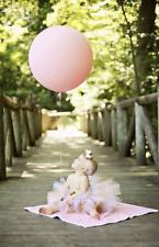 Pink 36Inch Giant Clear Balloon Latex Balloons Birthday Wedding Decoration UK!