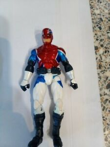Marvel Captain Britain 3.75 Action Figure
