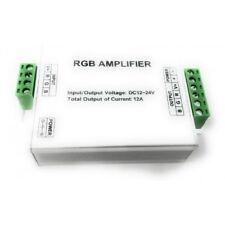 Amplificateur RGB pour LED Bande 12 Ampère 12-24 Volt