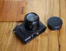 Milicase Handmade Genuine Leather Camera Case With Lens Cap For Leica Q2