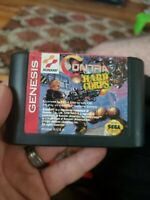 Contra: Hard Corps (Sega Genesis, 1994) Authentic -  Cartridge Only [TESTED]