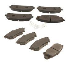 Front SIM Semi-Metallic Brake Pads Fits Avalon Land Cruiser LX570 Sequoia Tundra