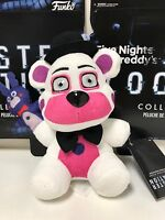 FNAF Five Nights at Freddy's Sister Location Plush WITH BON BON Kids Toy Gift