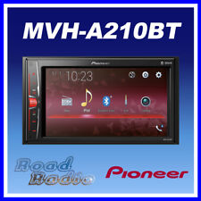 """Pioneer MVH-A210BT 6.2"""" Mechless Bluetooth USB AUX iPod iPhone Car Stereo 4x50"""