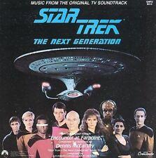 Star Trek: The Next Generation [Original TV Soundtrack CD] by Dennis McCarthy