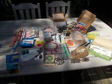 Vintage Lot of Miscellaneous Sewing Tools and Notions