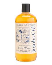 New Crabtree & Evelyn Jojoba Oil Moisturising Body Wash 16.9 fl oz