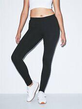 American Apparel Women's Cotton Spandex Winter Legging S Black NEW RSATT328W
