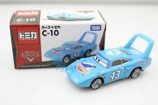 Tomica Takara Tomy Disney Movie CARS 2 Blue KING C-10 Car Rescue Diecast Toy