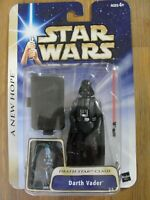 Star Wars 2004 A New Hope Death Star Clash DARTH VADER Figure Toy
