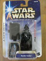Star Wars 2004 A New Hope Death Star Clash DARTH VADER Figure Toy