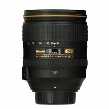 NEW Nikon Nikkor AF-S G ED VR 24-120 mm f/4.0 Lens IN WHITEBOX +77mm UV UK EU