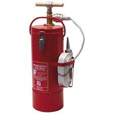 Kübelspritze A10 Feuerwehr DIN 14405 m. Feuerwehrschlauch+Strahlrohr Brandschutz