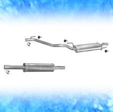 VW GOLF 3 III 1.8 55 KW 95-2000 Cabriolet Auspuff Auspuffanlage Abgasanlage A25