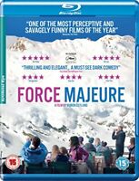 Force Majeure Blu-ray [DVD][Region 2]