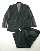 Brooks Brothers 1818 Milano 2pc Wool Mens Sports Coat Suit sz 50R Pants W44