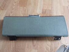 MERCEDES 73-89 W107 GLOVE BOX LID LIGHT BLUE 450SL/SLC 380SL 560SL   1076800198