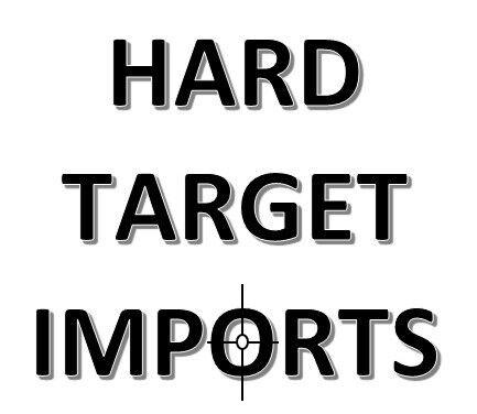 Hard Target Imports