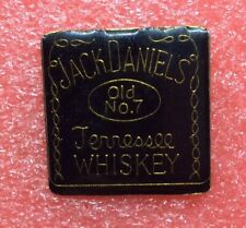 Pins JACK DANIEL'S TENNESSEE WHISKEY Whisky Bourbon Vintage Lapel Pin Badge