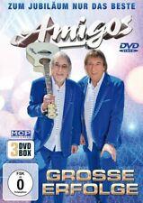 3 DVD-Box * AMIGOS - GROSSE ERFOLGE - JUBILÄUM # NEU OVP )