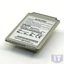 """Toshiba 1.8"""" 40GB 4200RPM IDE HARD DRIVE / 1 Year Warranty / MK4004GAH"""