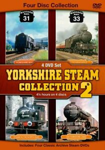 Yorkshire Steam Collection No.2 (4 disc set)