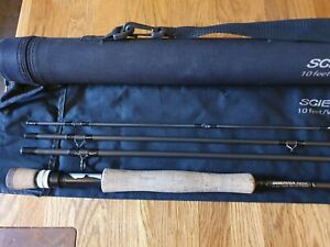 Scierra Ferox Fly fishing rod 8wtf 10ft 4 piece