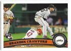 Hottest Cards in 2011 Topps Update Series Baseball 92