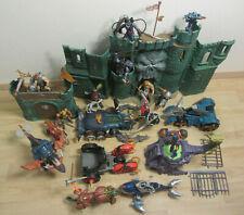HE-MAN Masters of the Universe Figuren Sammlung Grayskull Battle Station 200x