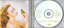 MARIAH CAREY - Greatest Hits - 2CDs - Best Of - Hero